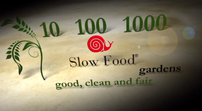 Slow Food Gardens: a growing movement