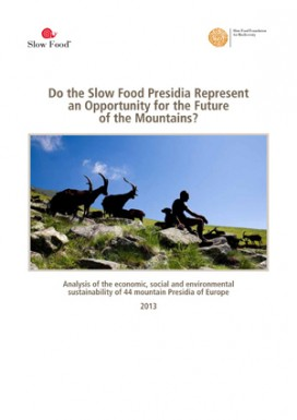 Slow Food Presidia and the mountains