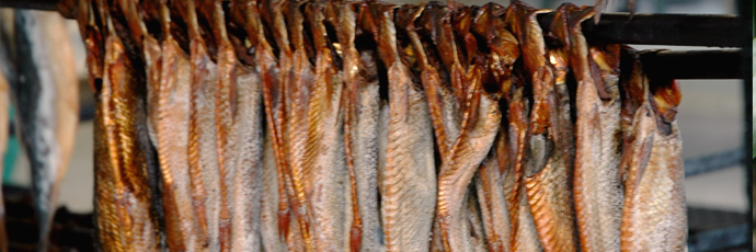 Cured and Smoked Sunnmøre Herring