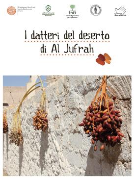 I datteri del deserto di Al Jufrah, Libia