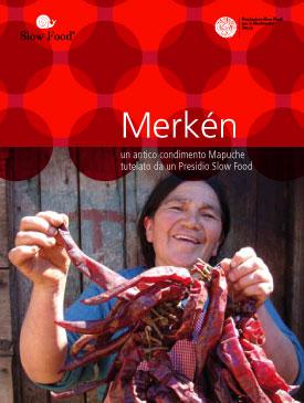 Merken. Un antico condimento mapuche