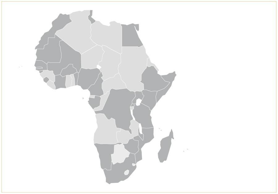 orti in africa