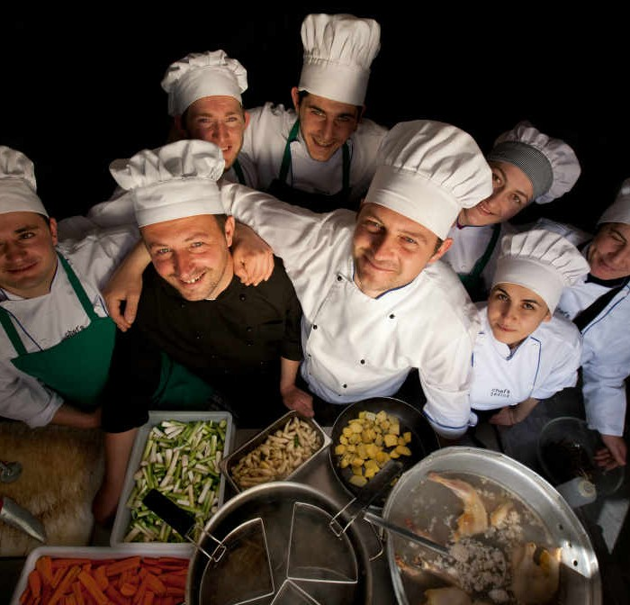 Slow Food Chef's Alliance in Albania
