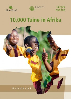 10.000 orti in Africa  Vademecum afrikaans