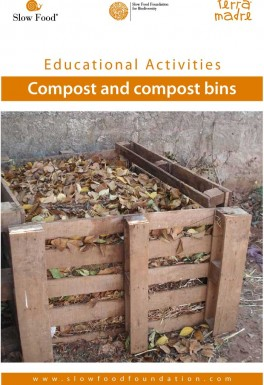 Educational activity  Compost and compost bins
