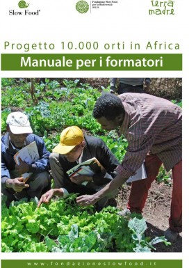 10.000 orti in Africa Manuale italiano