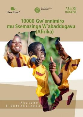 10.000 orti in Africa  Vademecum luganda