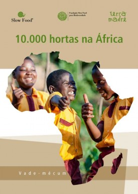 10.000 orti in Africa  Vademecum portoghese