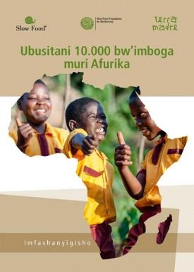 10.000 Orti in Africa  Vademecum ikinyarwanda