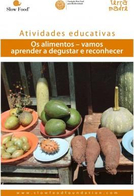 Atividade educativa  Os alimentos