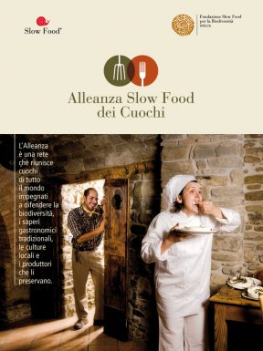 Alleanza Slow Food dei cuochi in Italia
