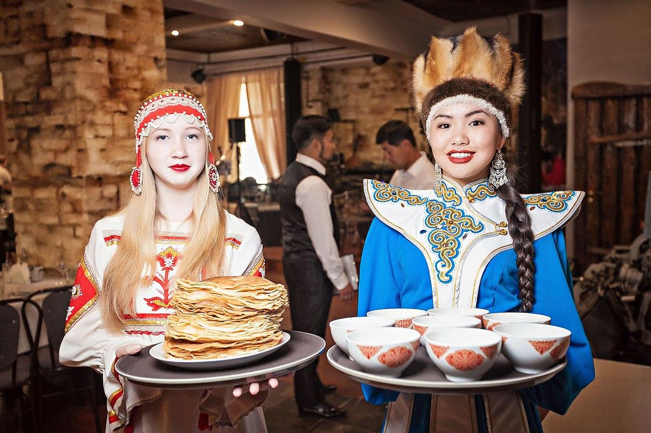 Siberia: Alleanza Slow Food dei cuochi