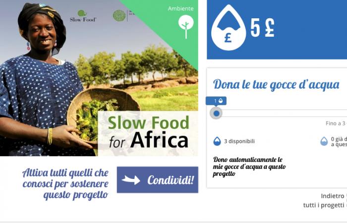 Il motore di ricerca etico Lilo sostiene gli orti di Slow Food in Africa