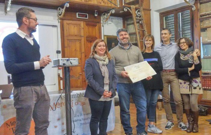 La Buona Strada wins Slow Food's Gigi Frassanito award