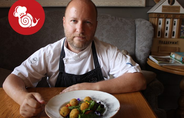 Chef's Alliance Recipe: Mikhail Lukashonok