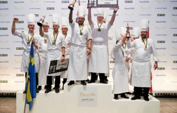 Biodiversity takes center stage at the Bocuse d'Or