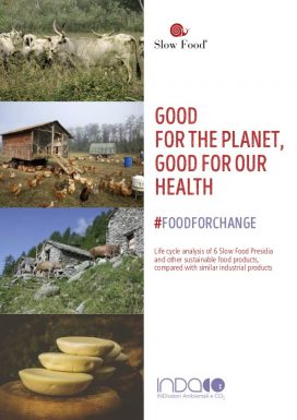 Good for the planet, Good for our health