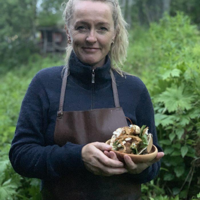 Lena Flaten, cook