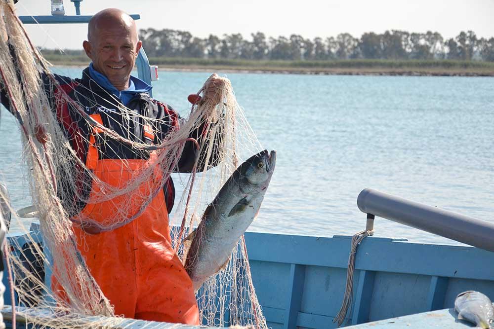 pescatori torre guaceto