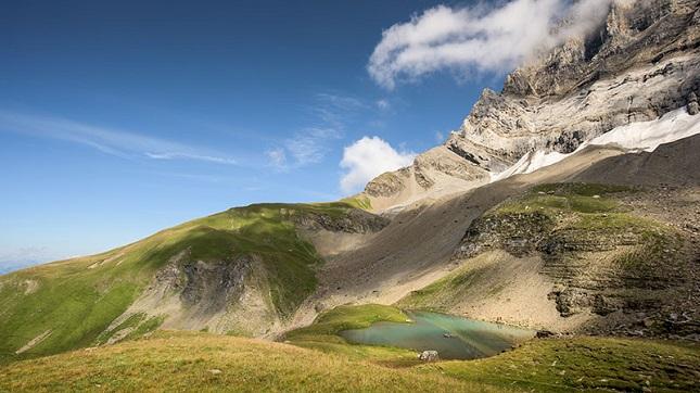 wild nature Valais