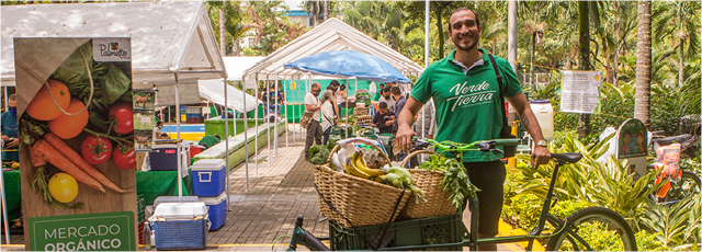 Mercado de la Tierra Organico de Cali
