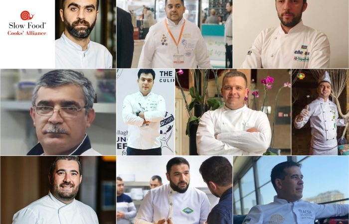Slow Food in Azerbaijan Launches its National  Slow Food Cooks Alliance and Opens Up  its Virtual Showcase in the Marketplace  of the Terra Madre Salone Del Gusto 2020 Platform
